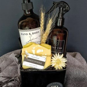 Invigorate Gift Hamper. Available for delivery in Gympie